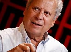 Dirceu | Globo atua como partido político e trabalha para emplacar farsa da terceira via