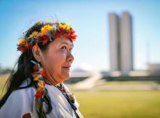 """""""Demarcação de terras é um dever do Estado e um direito dos povos indígenas"""""""