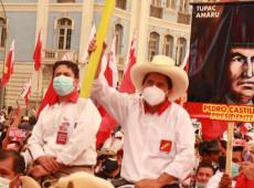 Perú en vísperas de la proclamación Pedro Castillo como Presidente de la República