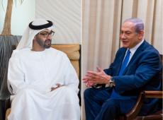 Israel e Emirados Árabes Unidos assinam acordo para normalizar relações diplomáticas