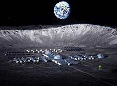 Rússia e China irão abrir uma estação espacial na Lua