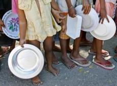 """Mesmo em um continente rico, para as elites no poder, a fome é um fenômeno """"inevitável e natural"""""""