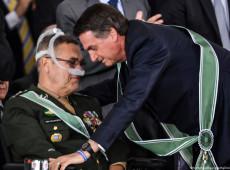 'Projeto Bolsonaro presidente foi construção de generais'