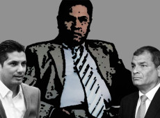 Ecuador: Exagente confirma que los cargos contra el expresidente Rafael Correa son falsos
