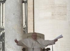 El Papa Francisco retoma los ideales del Foro Social Mundial y llama a pensar en otro mundo