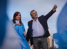 Alberto Fernández é eleito presidente da Argentina no 1º turno