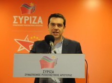 Na Grécia, partido de esquerda Syriza vence eleição para Parlamento Europeu