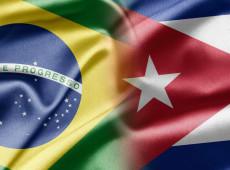 Cuba agradece brasileiros por ajuda humanitária que desafia bloqueio dos EUA