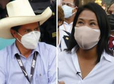 """Segundo turno en Perú: Pedro """"el hombre del sombrero"""" Castillo se enfrenta a Keiko """"huevo de serpiente"""" Fujimori"""