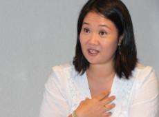 Peru: Procuradoria abre nova investigação contra Keiko Fujimori por lavagem de dinheiro