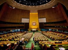 ONU vota resolução que reprova bloqueio dos EUA contra Cuba