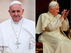 Primeira dose: Papas Francisco e Bento 16 são vacinados contra covid-19