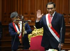 Revolta da população equatoriana serve de alerta para Martín Vizcarra no Peru