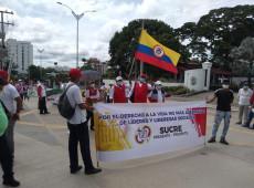 Colômbia: Comitê de Paralisação anuncia novos protestos contra Duque