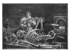 Hoje na História: 1818 - Romance 'Frankenstein', de Mary Shelley, é publicado