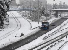 Espanha prevê uma semana de transtornos com frio semelhante ao da Escandinávia