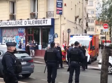 Paris: Ataque com faca próximo à antiga sede do Charlie Hebdo deixa ao menos 4 feridos
