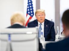 Trump cancela 'encontro secreto' com líderes do Talibã