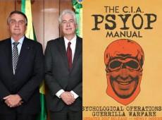 Celso Amorim está correto, Visita do chefe da CIA no Brasil foi um não-acontecimento