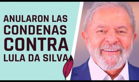Anularon la causa de Lula y podrá ser candidato
