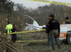 México: queda de helicóptero mata governadora e ex-governador de Puebla