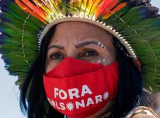 Indígenas denunciam Bolsonaro em Haia por genocídio