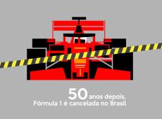 Conde e Carvall: Score! Fórmula 1 cancelada no Brasil