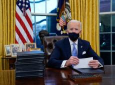 Além do Acordo de Paris: Saiba quais foram os primeiros passos de Biden na Casa Branca