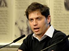 Axel Kicillof representa esperança argentina para a esquerda, ainda maior que Fernández