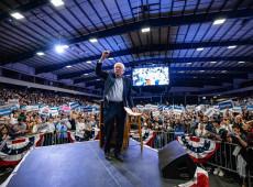 Sucesso de Bernie Sanders em eleições primárias assusta Democratas e Wall Street