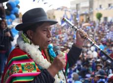 Quem é David Choquehuanca, vice na chapa vencedora das eleições na Bolívia