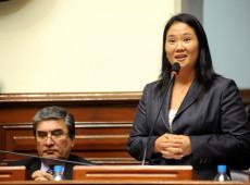 Após vitória de Castillo, promotor da Lava Jato pede prisão preventiva de Keiko Fujimori no Peru