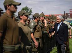 Chile: El presidente Sebastián Piñera insiste en poner al ejército contra la protesta social
