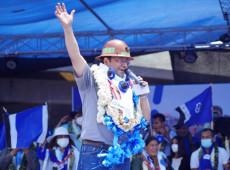 Fim da apuração mostra vitória arrasadora de Arce na Bolívia: 55,1% dos votos