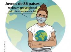 Conde e Carvall: Score! Greve global dos jovens pelo clima