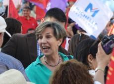 Partido Socialista quer filha de Allende entregando faixa presidencial a Bachelet