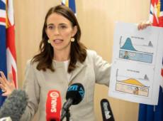 Nova Zelândia completa 100 dias sem transmissão local de coronavírus