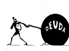 América Latina y Estados Unidos: Las cadenas del endeudamiento y submission