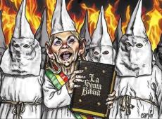Religión e izquierda: la violación a la laicidad estatal es una violación de los principios democráticos