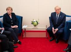 Merkel: fiquei furiosa e triste com invasão ao Capitólio