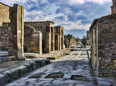 Itália enviará itens arqueológicos de Pompeia ao Brasil