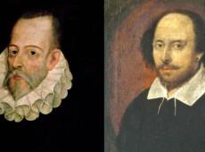 Hoje na História: 1616 - Na mesma data, morrem William Shakespeare e Miguel de Cervantes