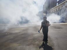 Chile: Repressão policial impede atos de campanha por nova constituição