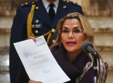 Golpe en Bolivia: Las dos caras de Jeanine Áñez: autoriza masacres pero lamenta las muertes