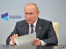 Putin: tensão entre Israel e Palestina 'afeta diretamente interesses de segurança da Rússia'