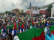 Número de dirigentes sociais assassinados na Colômbia aumenta quase 60% em 2020