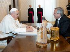 Papa Francisco aceitará receber Lula para uma audiência no Vaticano