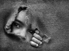 """Meninas violadas: """"Esse corpo não te pertence"""""""