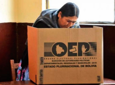 Falta de transparência e abusos de poder marcam início de processo eleitoral na Bolívia