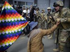 Milhares de perfis falsos foram criados para apoiar o golpe na Bolívia nas redes sociais